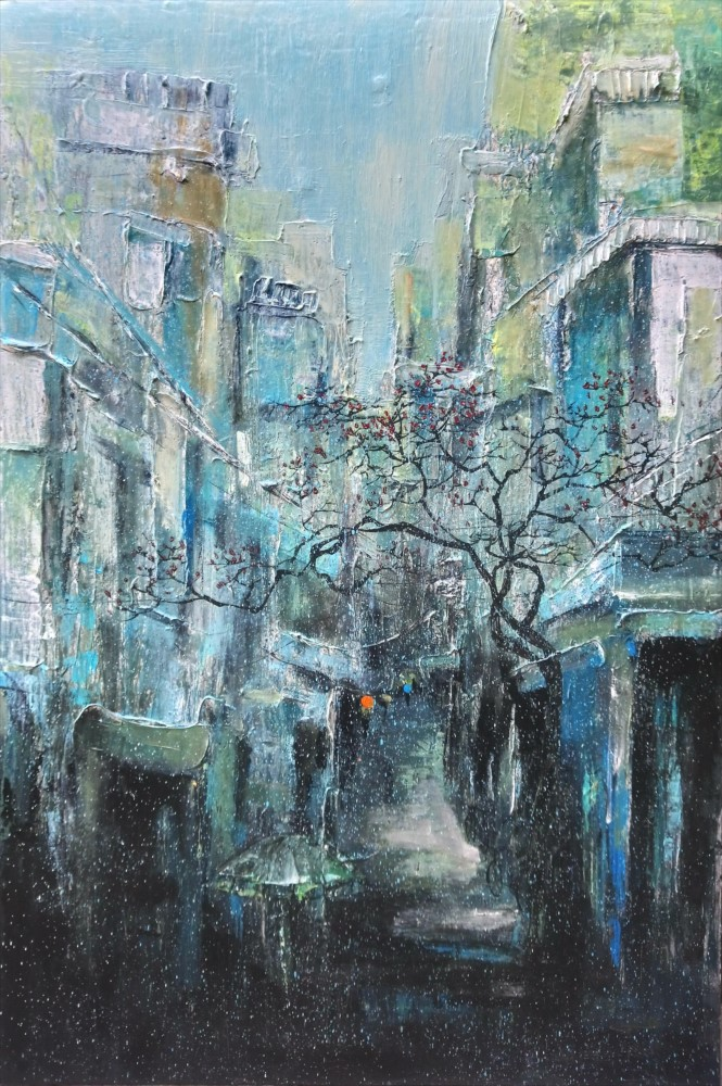Hanoi Cold Winter Days 2