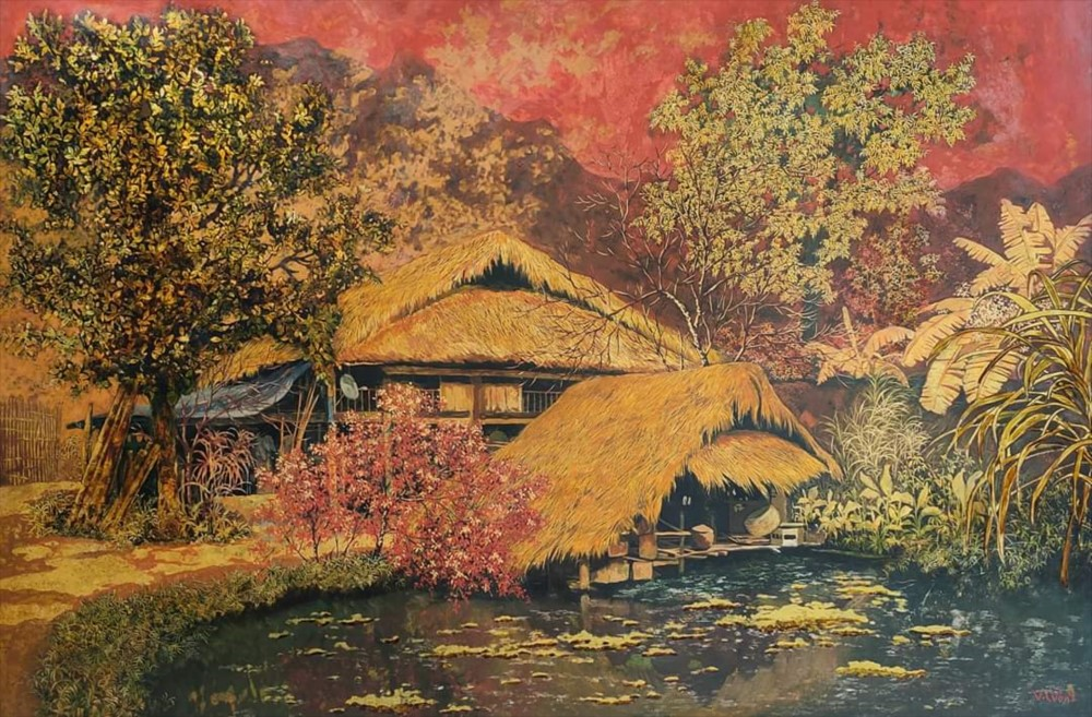 Lúp Village In Ha Giang