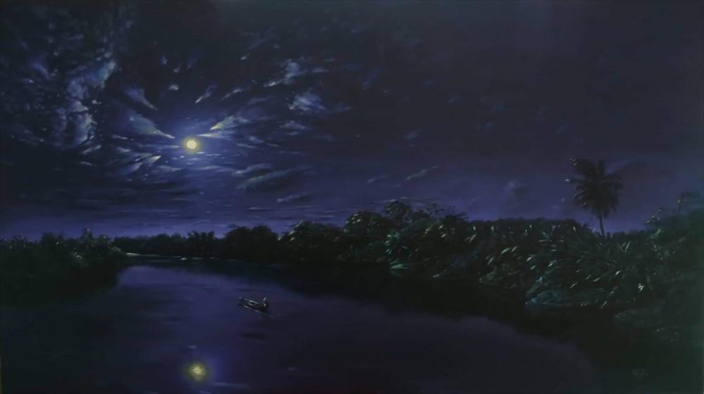 Sự Tĩnh Lặng Của Dòng Sông