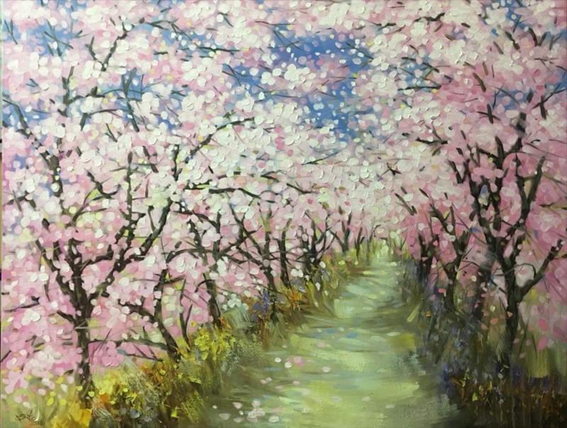 Cảm Hứng Từ Sakura