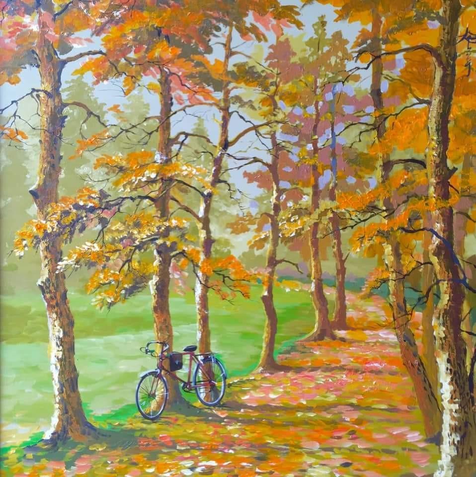 Autumn In Memory