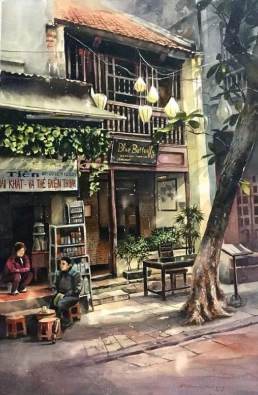 Hanoi In Early Winter