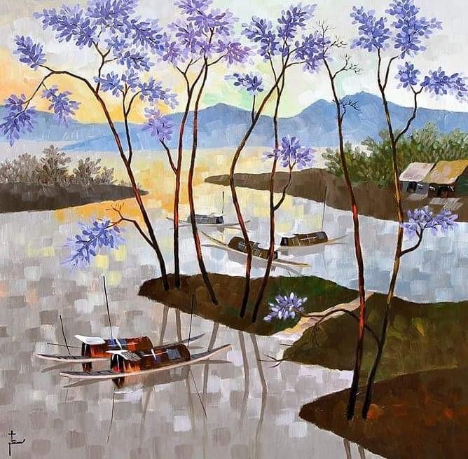 Dòng Sông Thơ Mộng