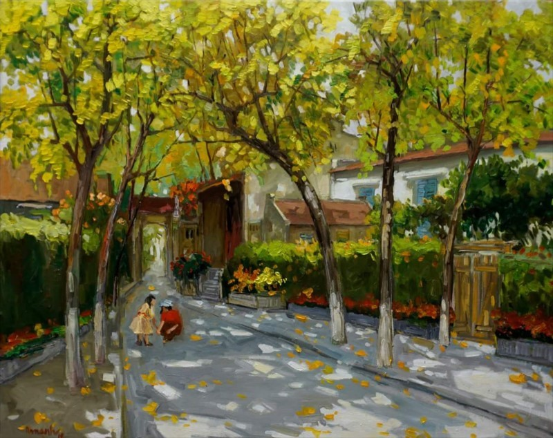 The Childhood Street