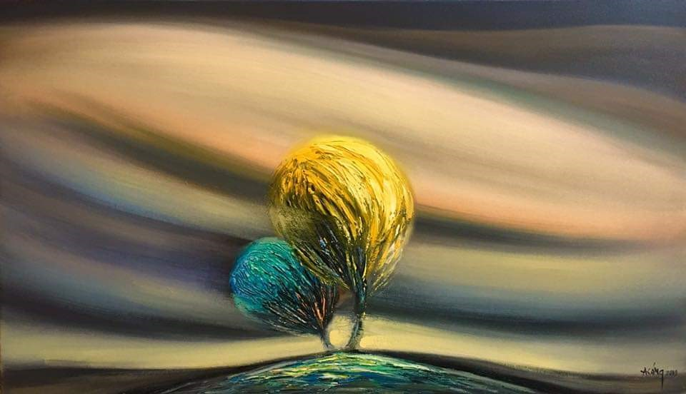 The Tree And The Wind