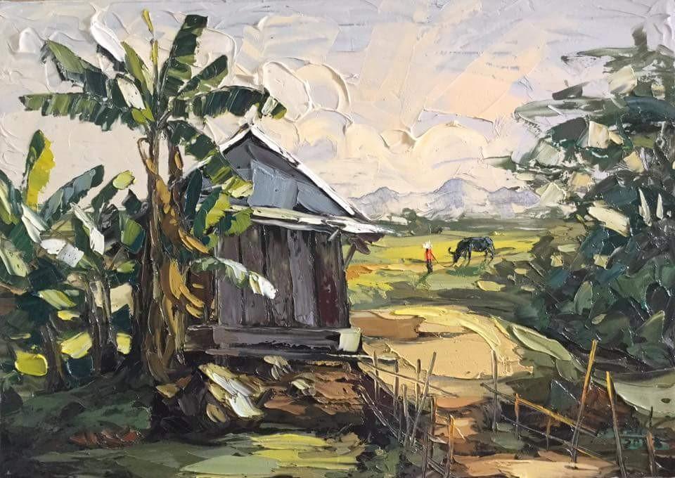 Bình Minh Trên Cánh Đồng