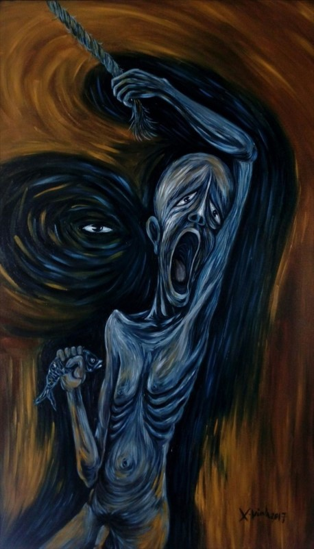 The End Of The Scream