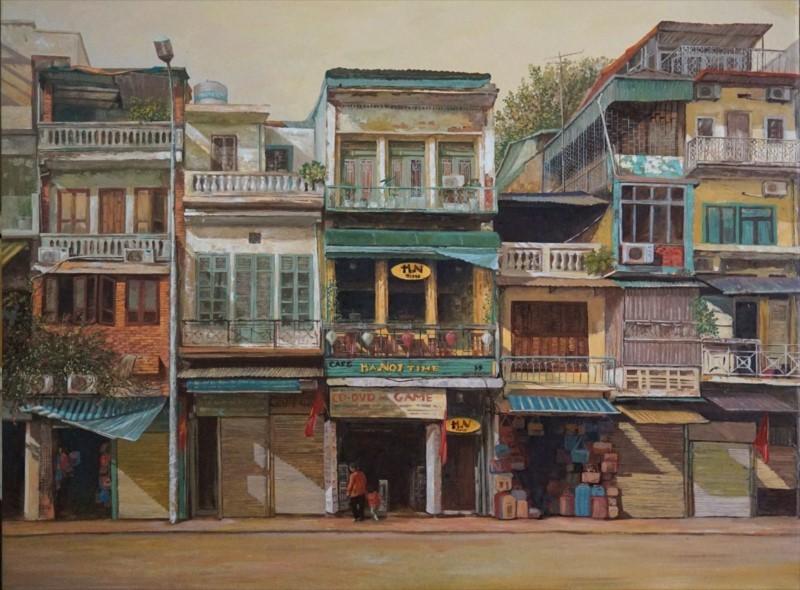 Dinh Tien Hoang Street