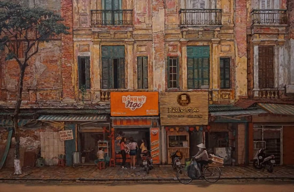 Tong Dan Street