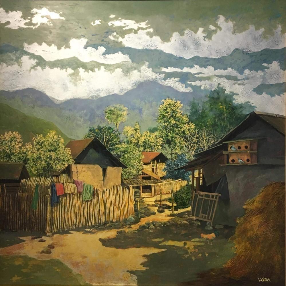 Autumn In Y Ty Village