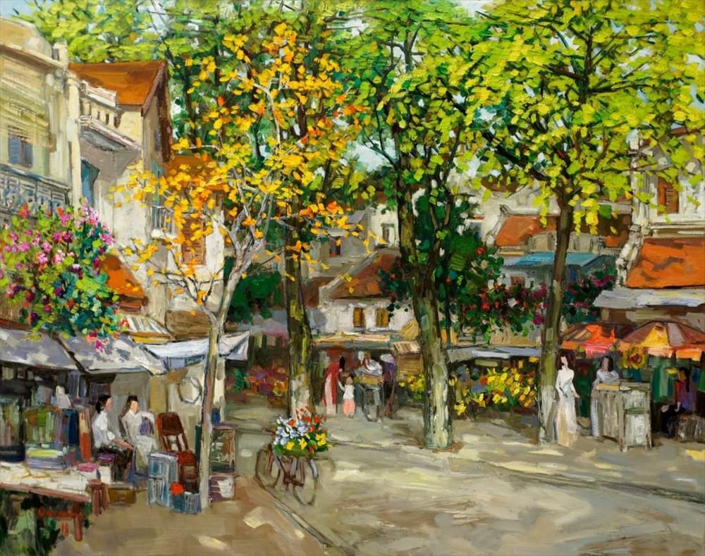 Phố Chợ Chiều