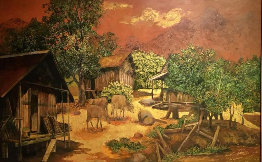 Kon Tum scenery
