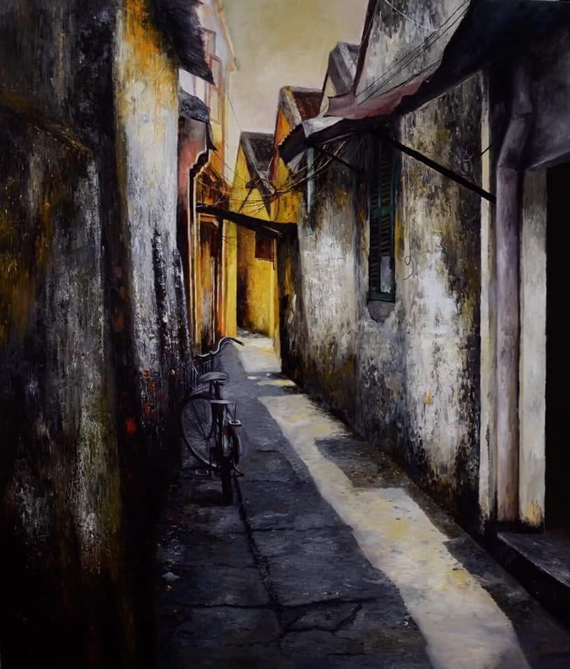 Small Alley