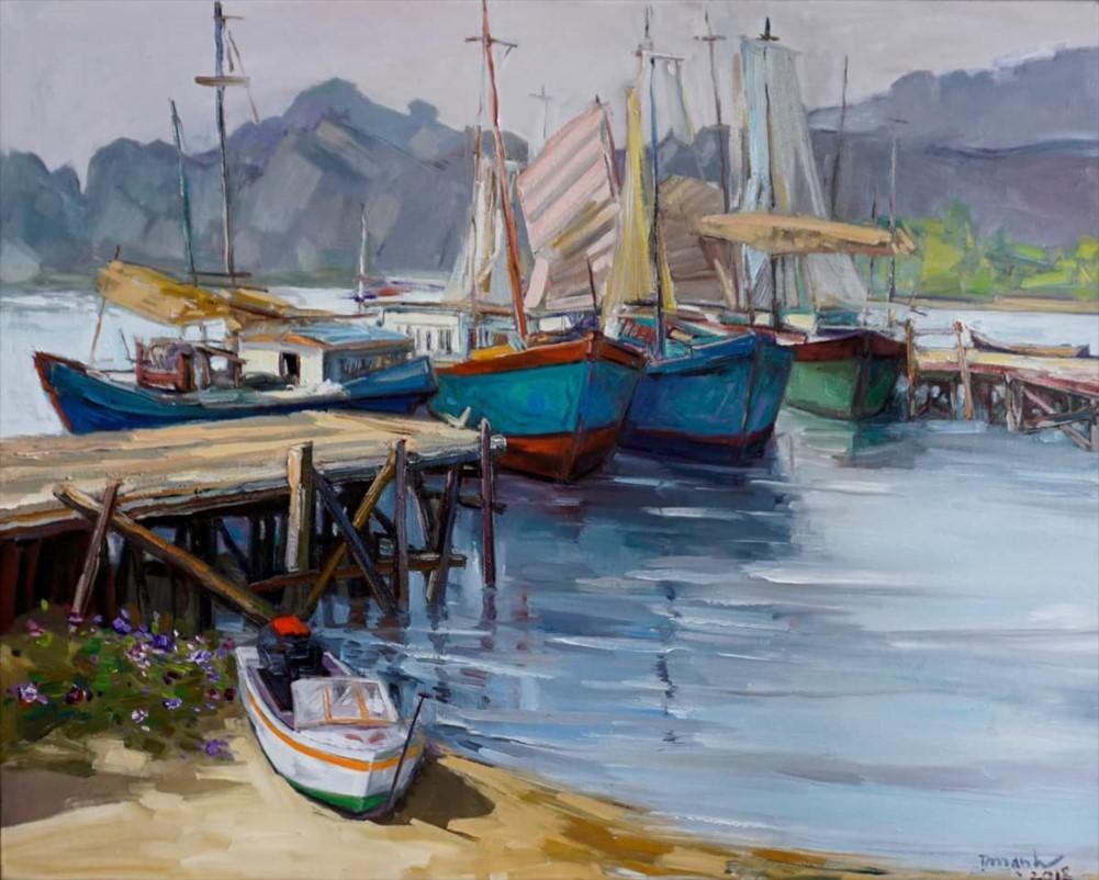 Lang Co Port