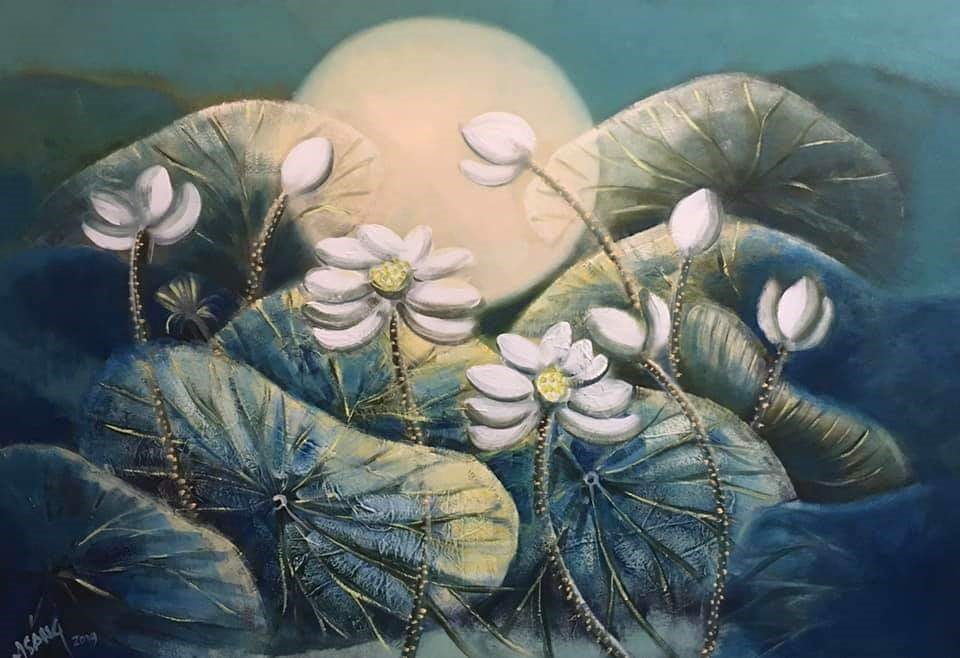 The Lotus Moon