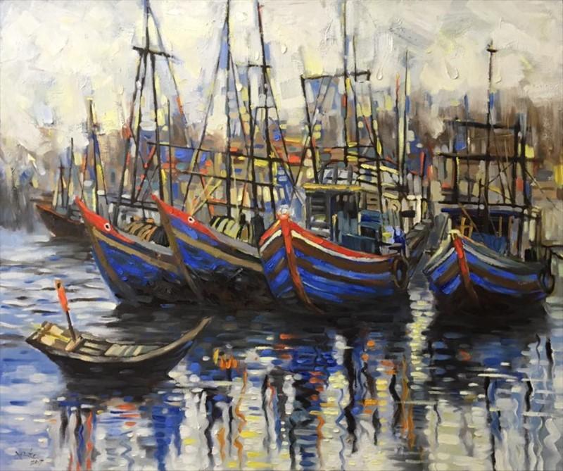Here Return The Boats!